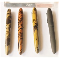 ASA Daily 3-in-1 Filling Ebonite Fountain Pen
